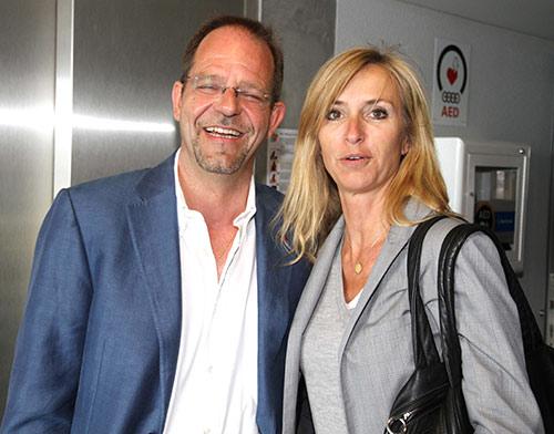 Daniel Zaugg et Bénédicte Montant